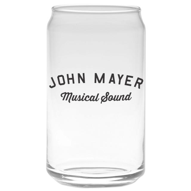 John Mayer JM Musical Sound Glass