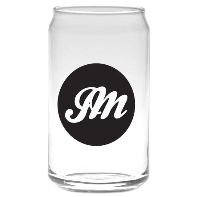 John Mayer JM Circle Script Glass