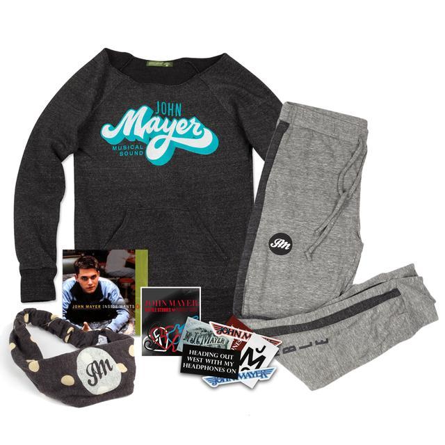 John Mayer Comfortable Bundle