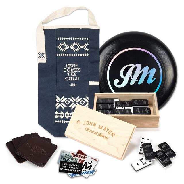 John Mayer Game Night Bundle