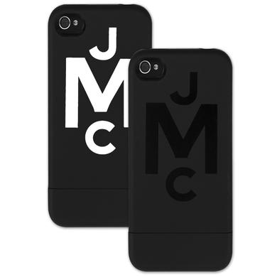 John Mayer JMC Monogram Logo Black Slider iPhone 5 Case