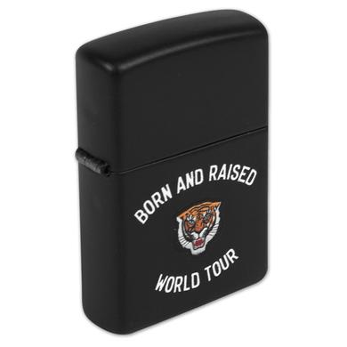 John Mayer Born and Raised World Tour Zippo