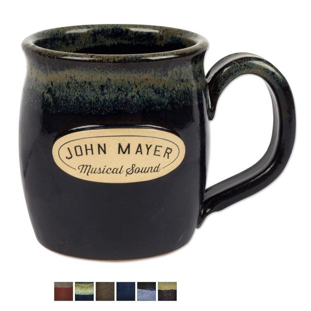 John Mayer Musical Sound 16 oz. Stoneware Mug