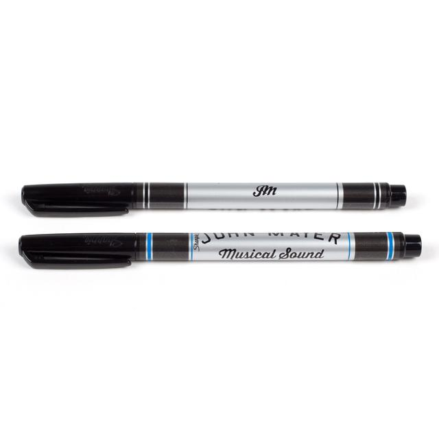 John Mayer Fine Point Sharpie® Pen (Black or Blue)