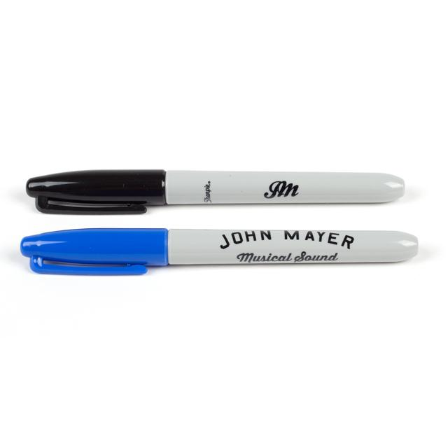 John Mayer Sharpie® Pen (Black or Blue)