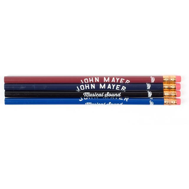 John Mayer Musical Sound Pencil (4-Pack)