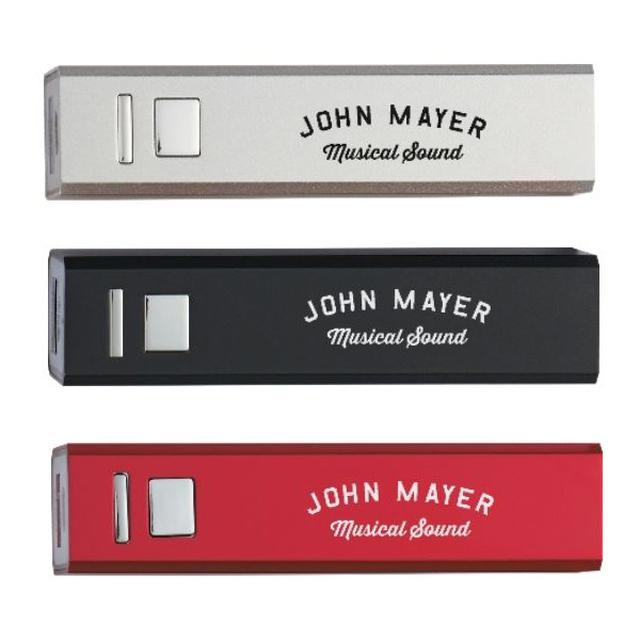 John Mayer JM Musical Sound Mobile Phone Charger