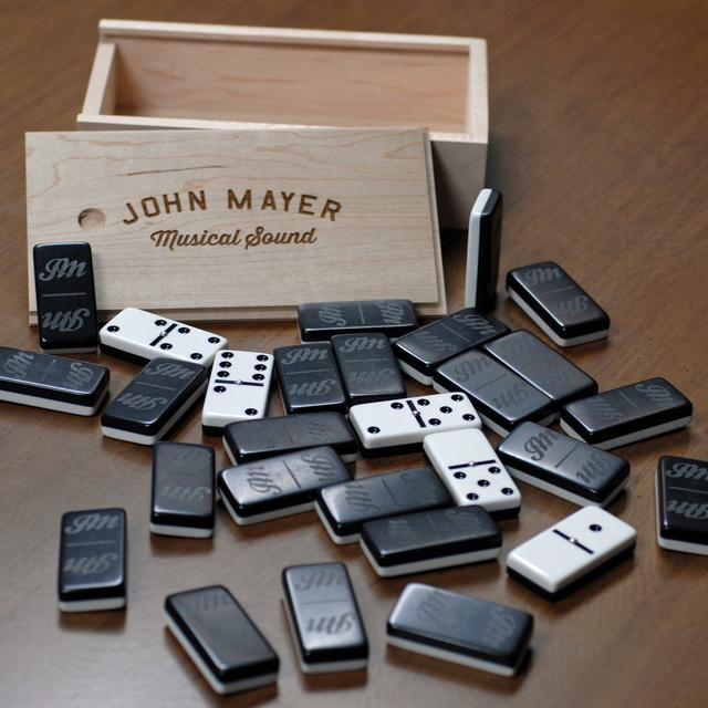 John Mayer Domino Set
