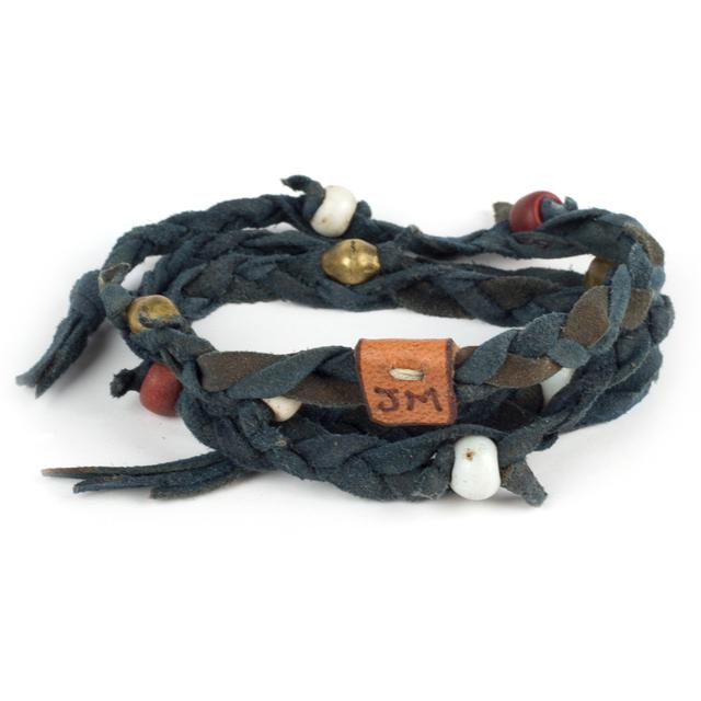 John Mayer Kipoto Bracelet in Indigo by Dacine