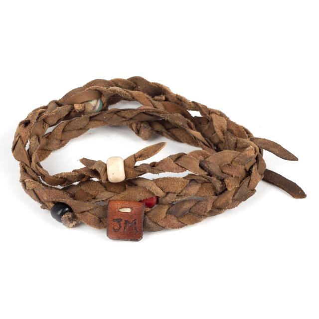 John Mayer Kipoto Bracelet in Walnut by Dacine