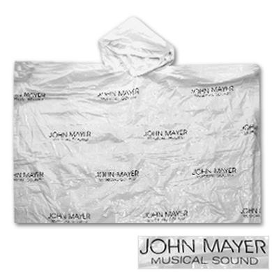 John Mayer Musical Sound Poncho