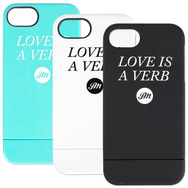 John Mayer Love Is A Verb iPhone 5 Meta Slider Case