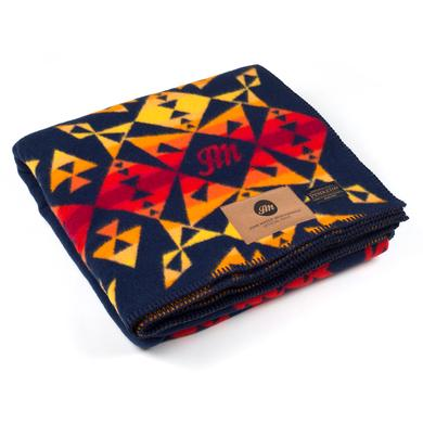 John Mayer Pendleton Four Winds x JM Blanket