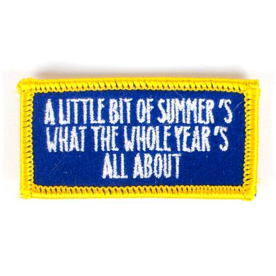 John Mayer Summer Patch