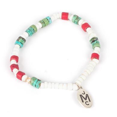 John Mayer Stretch Morse Bracelet