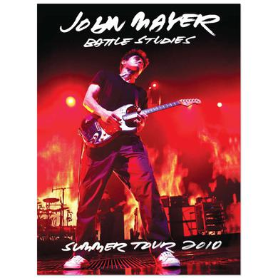 John Mayer Battle Studies 2010 Summer Tour Program