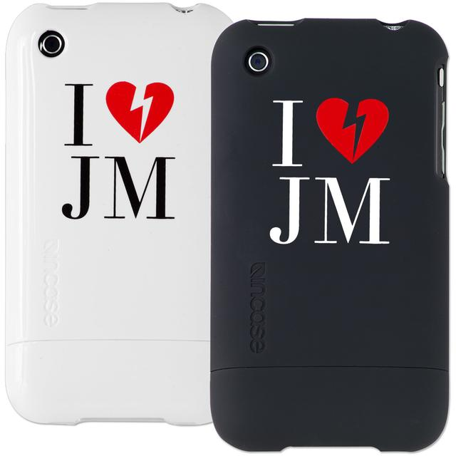 John Mayer Incase Slider I <3 JM  iPhone Case