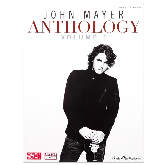 John Mayer Anthology Volume 1 For Piano/Vocal/Guitar