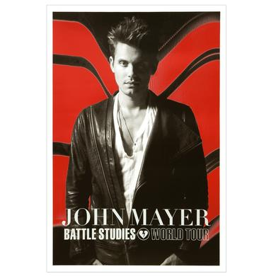 John Mayer Battle Studies Wall Poster