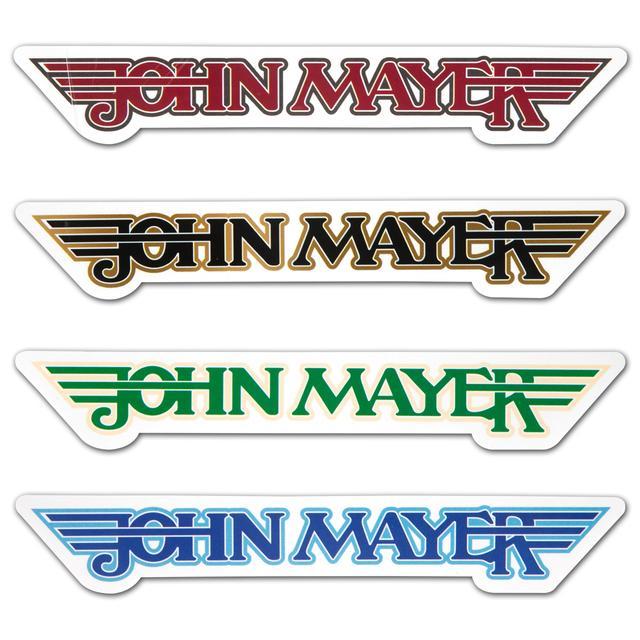 John Mayer Wings Sticker Pack