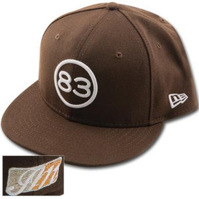 John Mayer - New Era Fitted 83 Logo Hat