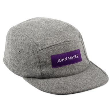 John Mayer Camp Hat (Grey Wool)
