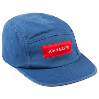 John Mayer JM Camp Hat (Slate Blue)