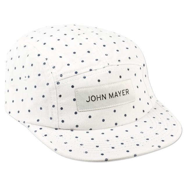 John Mayer JM Camp Hat (Polka Dot)