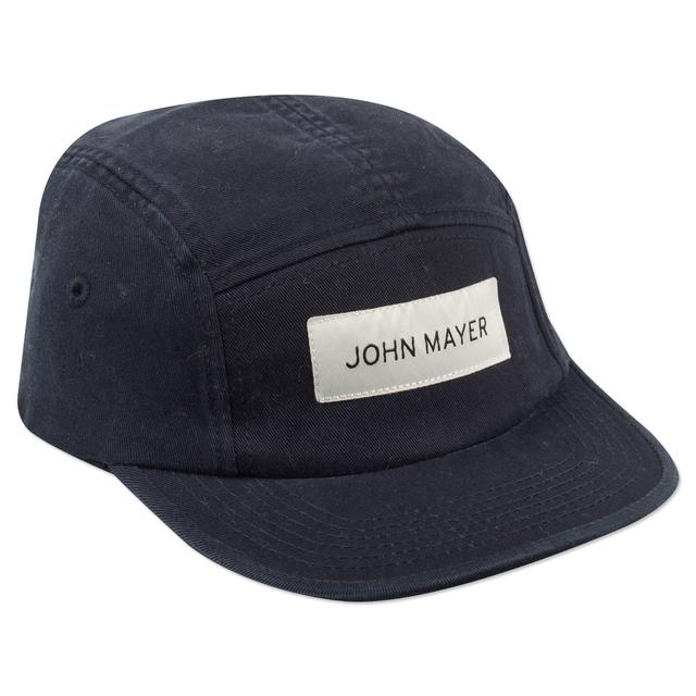 John Mayer Camp Hat (Navy)