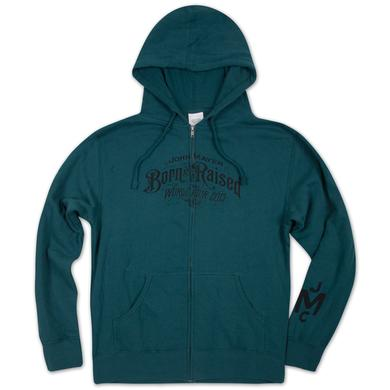 John Mayer Born and Raised Tour Zip Hoodie