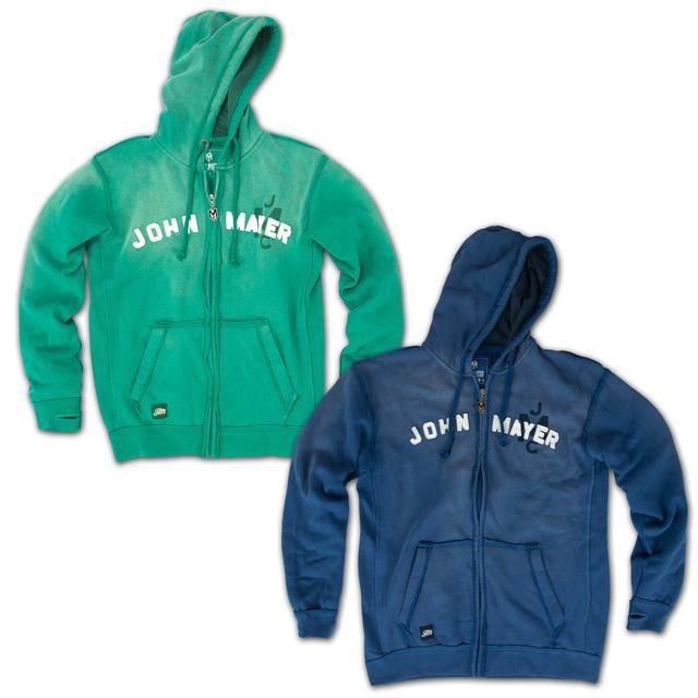 John Mayer Heavyweight Cotton Hoodie