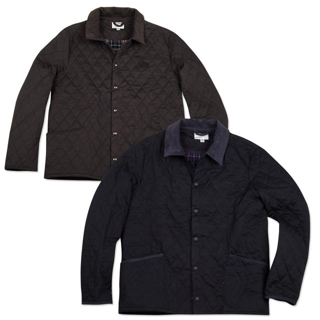 John Mayer Quilted Twill Jacket