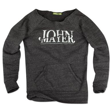 John Mayer Split Pullover Fleece