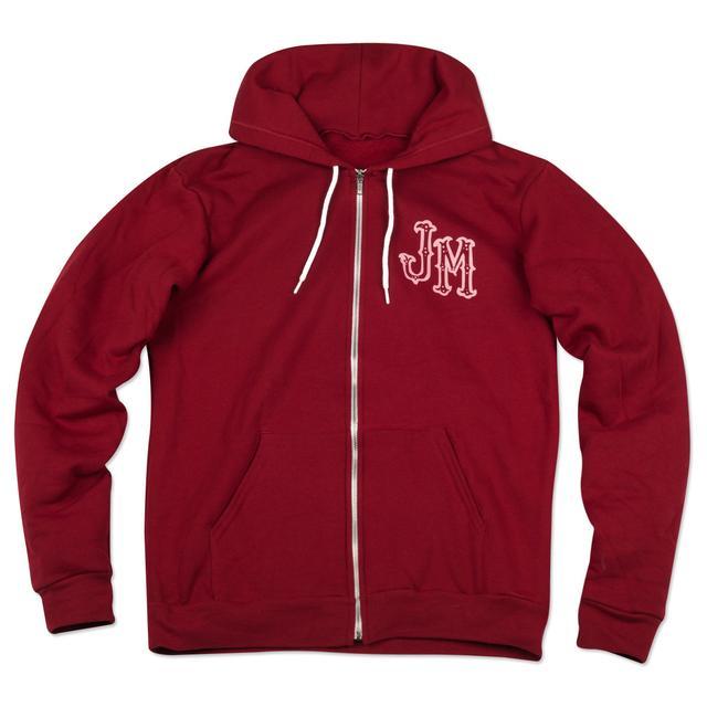 John Mayer Split Zip Hoodie