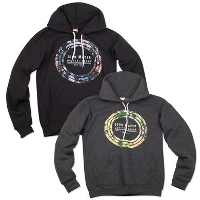 John Mayer Tropical Musical Sound Pullover Hoodie