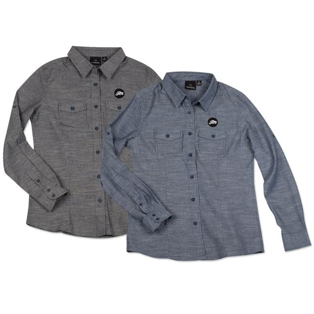 John Mayer Women's Chambray Shirt