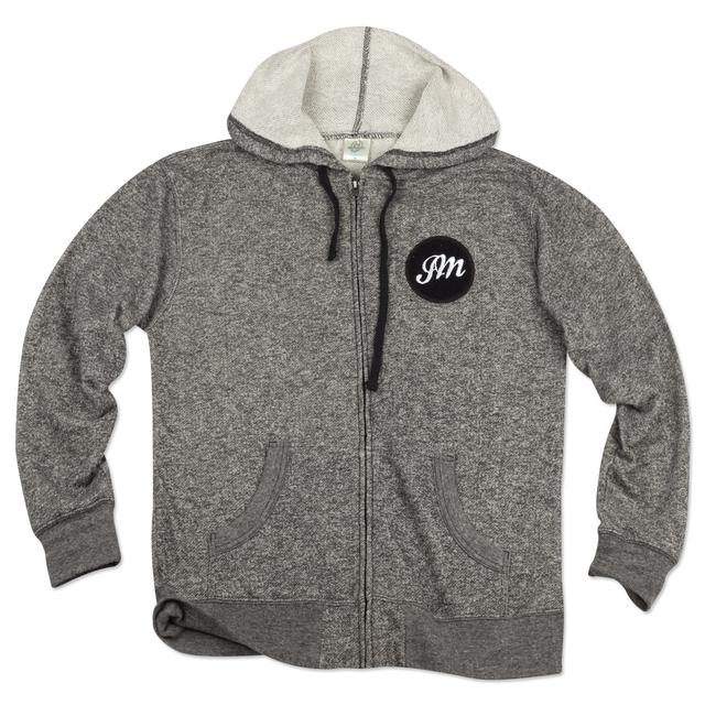 John Mayer Chenille Patch Tropical Hoodie