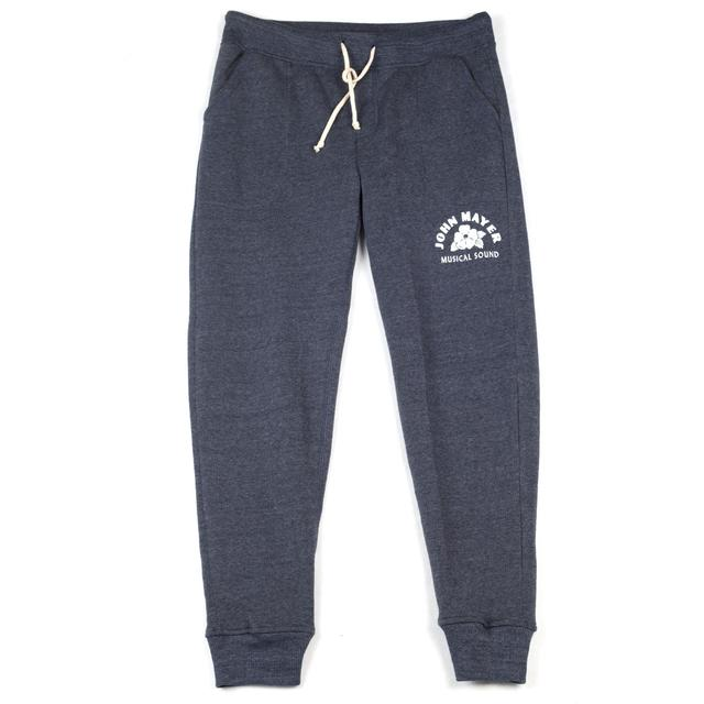 John Mayer Musical Sound Fleece Jogger Pants