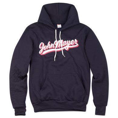 John Mayer Name Hoodie