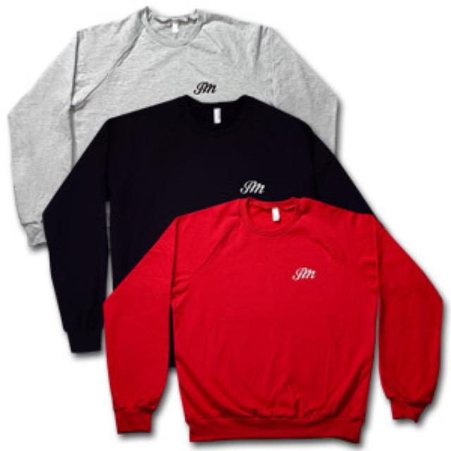 John Mayer Crewneck Fleece
