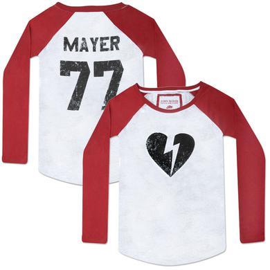 John Mayer Womens Burnout Raglan