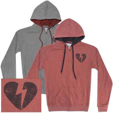 John Mayer Cut and Sewn Heartbreak Unisex Hoodie