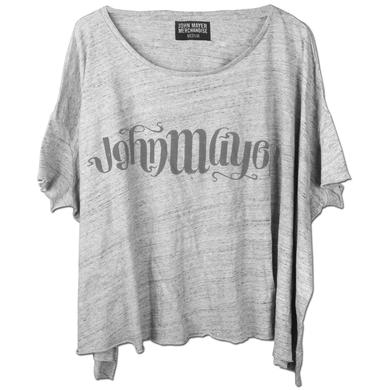 John Mayer Women's Oversized Fleece