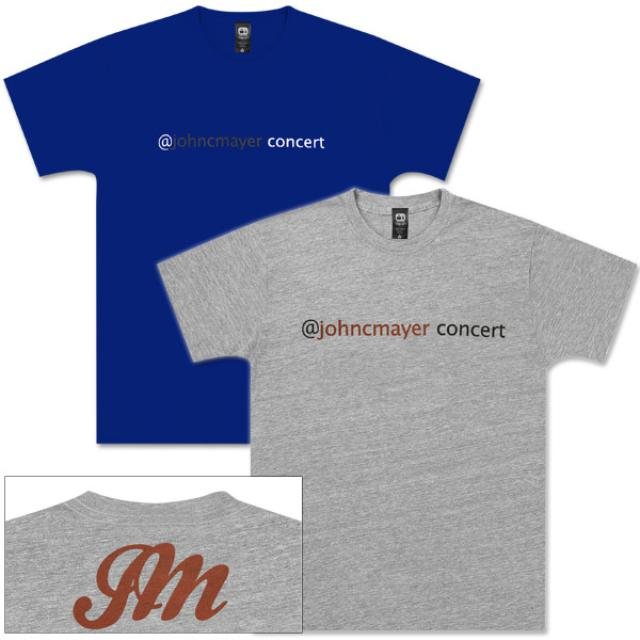 John Mayer @johncmayer T-Shirt
