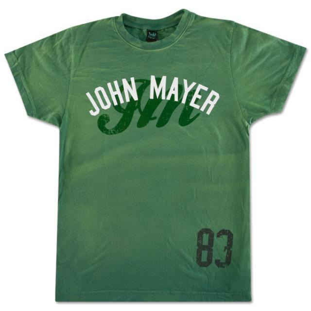 John Mayer Athletic T-Shirt