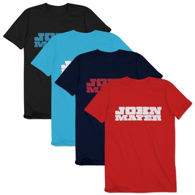 John Mayer Block Tee