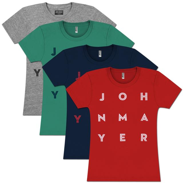 John Mayer Ladies Neutra Tee