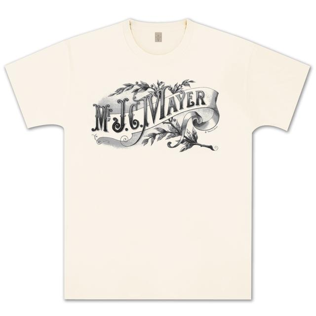 John Mayer Mr. J.C. Mayer T-Shirt