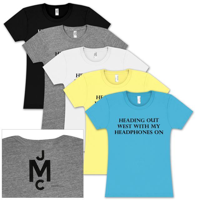 John Mayer Heading Out West Women's T-Shirt