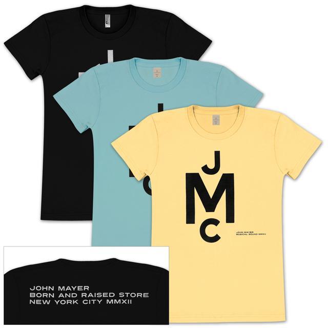 John Mayer JCM Monogram Women's Shirt